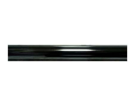 Труба для карнизу гладка 19мм, онікс