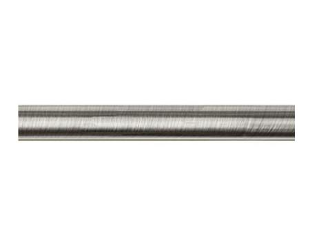 Труба для карнизу гладка 16мм, сталь