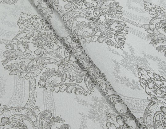 Портьєрна тканина Aler A-13 сірий