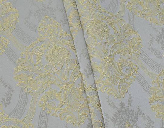 Портьєрна тканина  Aler A-13, золото/темний пісок