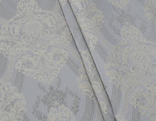 Портьєрна тканина Aler A-13 беж / темний пісок