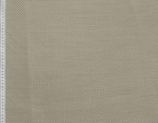 Портьєрна тканина Domin D1 горох бежевий
