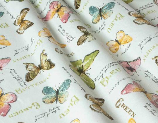 Декоративна тканинаМетелики вінтаж