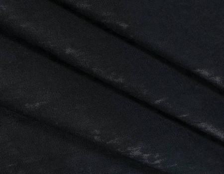 Портьєрна тканина Мармур M-12 чорний