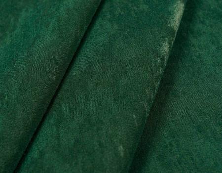 Портьєрна тканина Мармур M-12  т.зелений