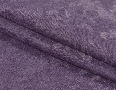 Портьєрна тканина Мармур M-12 фіолетовий