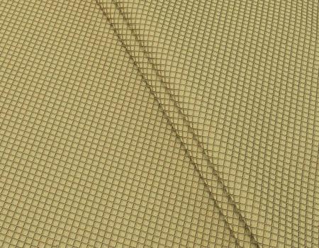 Портьєрна тканина Риф ромб, FA-13 золото