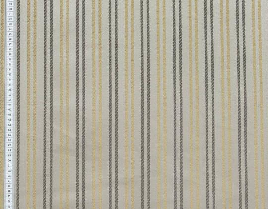 Портьєрна тканина Риф смужка, FA-13 бежевий