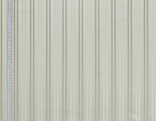 Портьєрна тканина Риф смужка, FA-13 бежевий/сірий