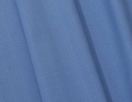 Портьєрна тканина Рогожка R-1 темно-блакитний