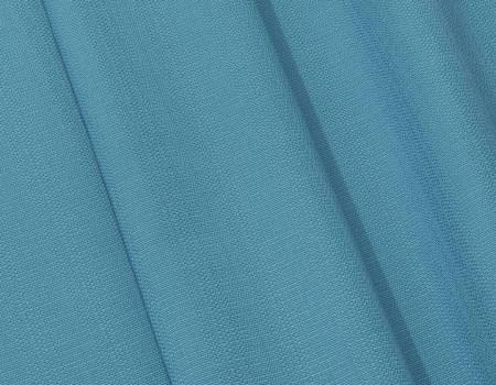 Портьєрна тканина Рогожка R-1 блакитна бірюза