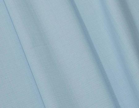 Портьєрна тканина Рогожка R-1 ніжно блакитний