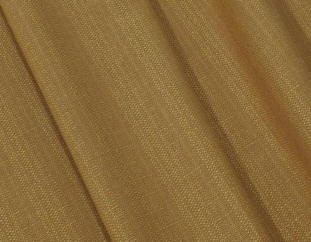 Портьєрна тканина Рогожка R-1 жовто-теракотовий