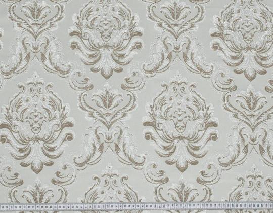 Портьєрна тканина Вензель сеше великий V-1 св. пісок, т.беж