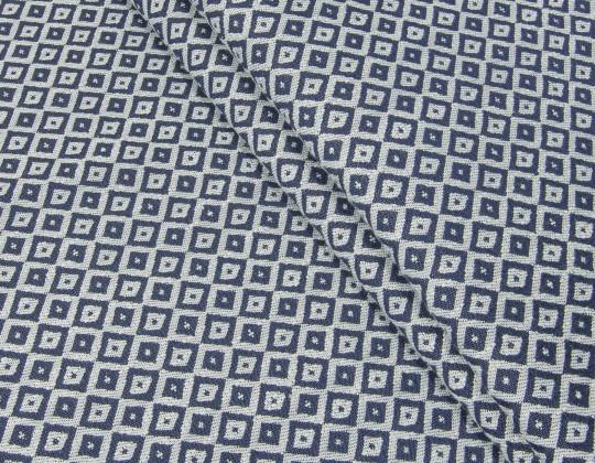 Синев  ромб R-13, синий/серый