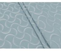 Синев волна V-13, т.лазурь/молочный