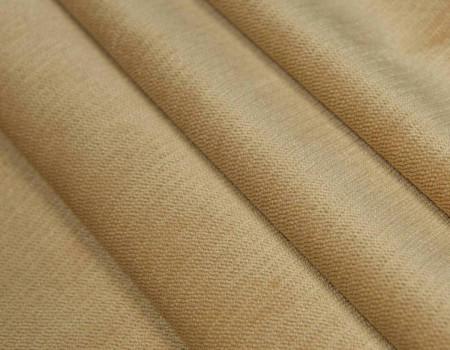 Портьєрна тканина Велюр V-10 золото