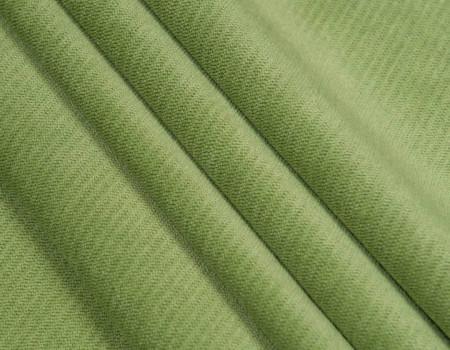 Портьєрна тканина Велюр V-10 зелене яблуко