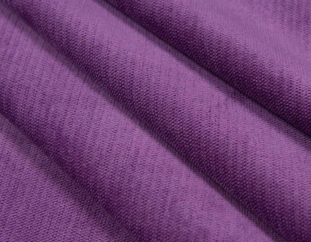 Портьєрна тканина Велюр V-10 фіолетовий
