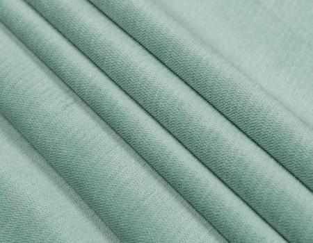 Портьєрна тканина Велюр V-10 лазур