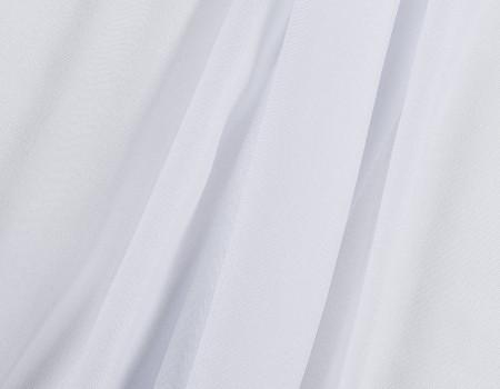 Гардинне полотно Батист A-1, білий