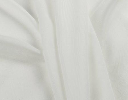 Гардинне полотно Батист А-1, молочний