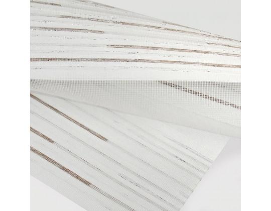 Рулонні штори день ніч BH 130-1, White