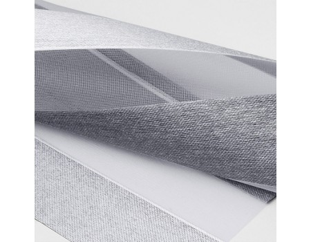 Рулоннішторидень ніч блекаут BH 113-2, Silver-Grey