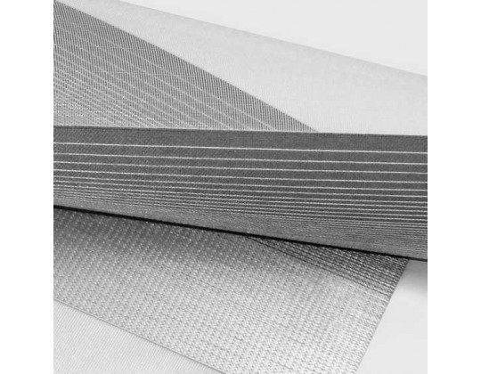 Рулонні штори блекаут BH 94, Aluminium