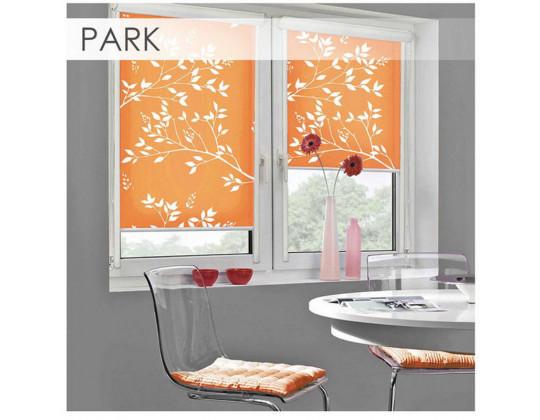 Рулонні штори Park orange